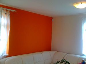 Malování rodinného domu v Praze 01