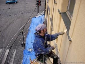 Petrovo malování - výškové práce 16