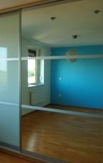 Malování ložnice v panelovém bytě v Praze 1